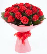 12 adet kırmızı gül buketi  Çorum çiçekçiler
