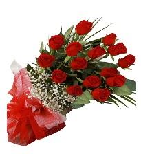 15 kırmızı gül buketi sevgiliye özel  Çorum çiçek gönderme