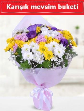 Karışık Kır Çiçeği Buketi  Çorum online çiçekçi , çiçek siparişi