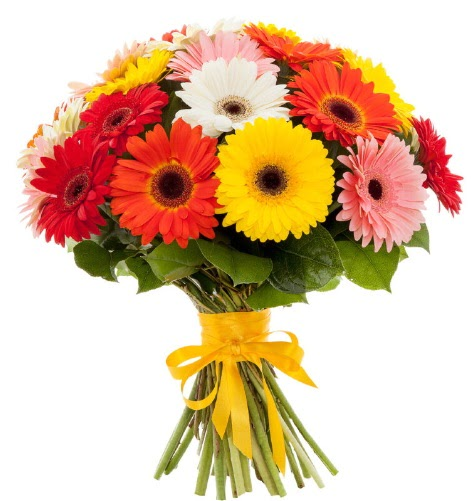 Gerbera demeti buketi  Çorum ucuz çiçek gönder