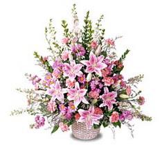 Çorum çiçekçiler  Tanzim mevsim çiçeklerinden çiçek modeli