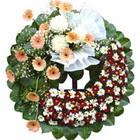 Cenaze çiçegi son yolculuk  tabut üstü model