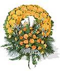 cenaze çiçegi celengi cenaze çelenk çiçek modeli  Çorum çiçek gönderme