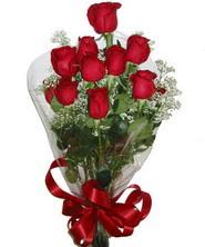 9 adet kaliteli kirmizi gül   Çorum İnternetten çiçek siparişi