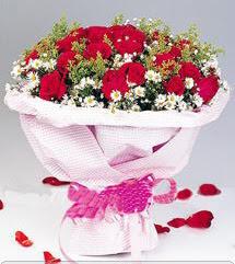 Çorum internetten çiçek siparişi  12 ADET KIRMIZI GÜL BUKETI