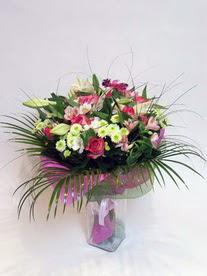Çorum çiçek siparişi sitesi  karisik mevsim buketi mevsime göre hazirlanir.