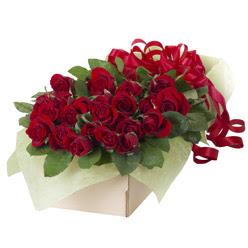 19 adet kirmizi gül buketi  Çorum online çiçekçi , çiçek siparişi