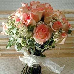 12 adet sonya gül buketi    Çorum çiçek satışı