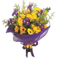Çorum çiçek gönderme  Karisik mevsim demeti karisik çiçekler
