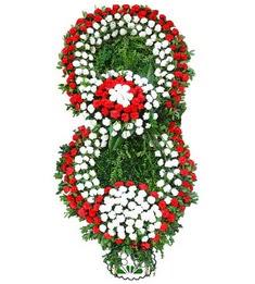 Görsel Cenaze çiçek , cenaze çiçek , çelengi  Çorum anneler günü çiçek yolla