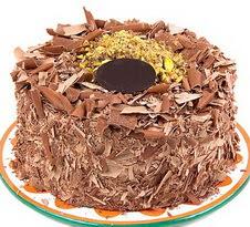 çikolatali 4 ile 6 kisilik yas pasta  Çorum kaliteli taze ve ucuz çiçekler
