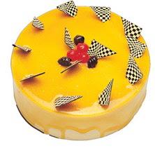 Karemelli yas pasta 4 ile 6 kisilik  leziz  Çorum cicek , cicekci