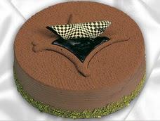 pasta siparisi 4 ile 6 kisilik yas pasta çikolata yaspasta  Çorum çiçek online çiçek siparişi
