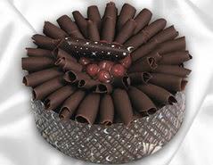 online pasta satisi 4 ile 6 kisilik çikolatali meyvali yaspasta  Çorum 14 şubat sevgililer günü çiçek