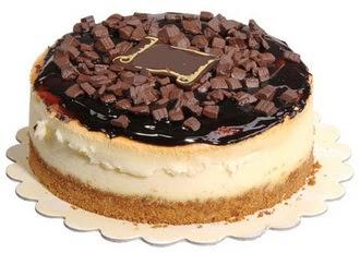 pasta yolla 4 ile 6 kisilik çikolatali yas pasta  Çorum cicekciler , cicek siparisi