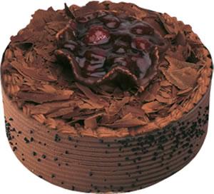 pasta satisi 4 ile 6 kisilik çikolatali yas pasta  Çorum hediye çiçek yolla