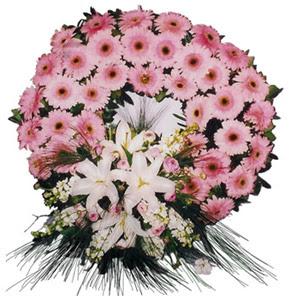 Cenaze çelengi cenaze çiçekleri  Çorum cicek , cicekci