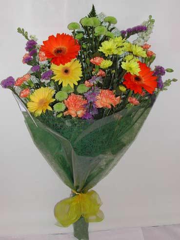 karisik kir çiçek buketi çiçek gönderimi  Çorum 14 şubat sevgililer günü çiçek