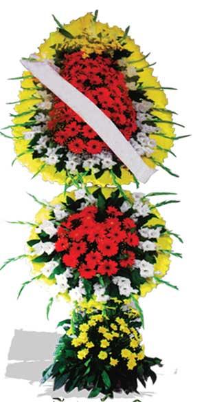 Dügün nikah açilis çiçekleri sepet modeli  Çorum çiçekçi telefonları