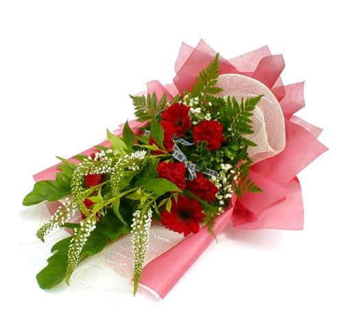 Karisik çiçek buketi mevsim buket  Çorum çiçekçiler