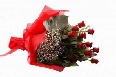 Çorum çiçekçiler  11 adet kirmizi gül buketi çiçekçi