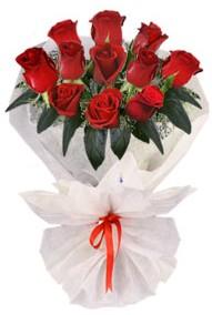 11 adet gül buketi  Çorum online çiçek gönderme sipariş  kirmizi gül