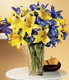 Çorum çiçek online çiçek siparişi  Lilyum ve mevsim  çiçegi özel