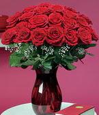 Çorum çiçek mağazası , çiçekçi adresleri  11 adet Vazoda Gül sevenler için ideal seçim