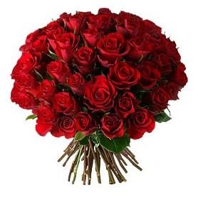 Çorum hediye çiçek yolla  33 adet kırmızı gül buketi