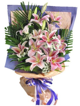 7 dal kazablankadan görsel buket  Çorum yurtiçi ve yurtdışı çiçek siparişi