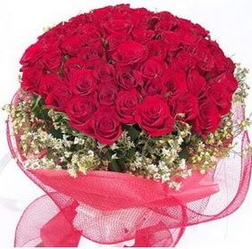 Çorum İnternetten çiçek siparişi  29 adet kırmızı gülden buket