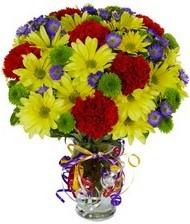 En güzel hediye karışık mevsim çiçeği  Çorum çiçek siparişi sitesi