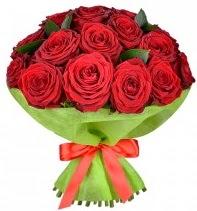 11 adet kırmızı gül buketi  Çorum 14 şubat sevgililer günü çiçek