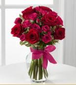 21 adet kırmızı gül tanzimi  Çorum 14 şubat sevgililer günü çiçek