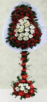 Çorum internetten çiçek siparişi  çift katlı düğün açılış çiçeği
