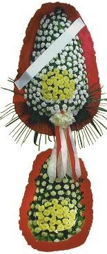 Çift katlı düğün açılış çiçeği  Çorum kaliteli taze ve ucuz çiçekler
