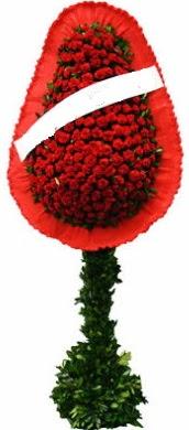 Tek katlı görsel düğün nikah açılış çiçeği  Çorum internetten çiçek satışı