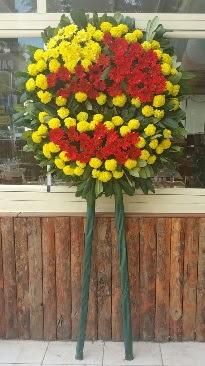 Cenaze çelengi çiçek modeli  Çorum güvenli kaliteli hızlı çiçek