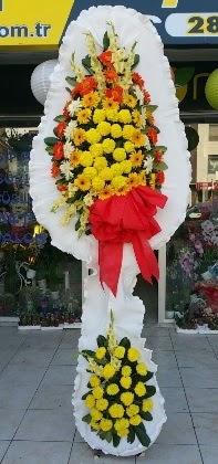 Çift katlı düğün nikah açılış çiçeği  Çorum online çiçekçi , çiçek siparişi