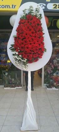 Tek katlı düğün nikah açılış çiçeği  Çorum uluslararası çiçek gönderme
