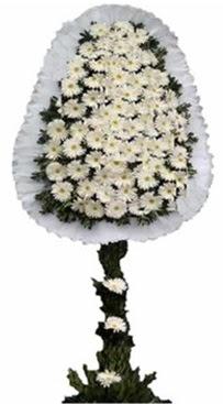 Tek katlı düğün nikah açılış çiçek modeli  Çorum çiçekçiler