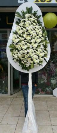 Tek katlı düğün nikah açılış çiçekleri  Çorum çiçek satışı
