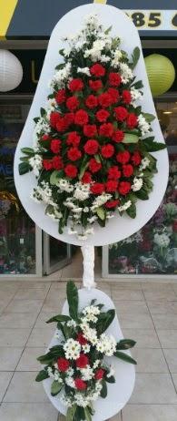 2 katlı nikah çiçeği düğün çiçeği  Çorum çiçek satışı