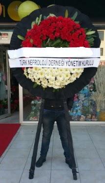 Cenaze çiçek modeli  Çorum çiçekçiler