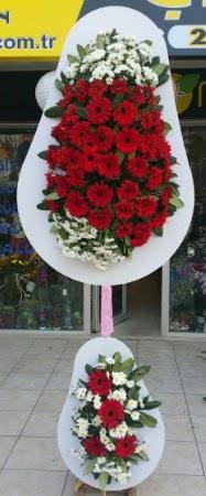 Çift katlı düğün nikah işyeri açılış çiçeği  Çorum çiçek yolla