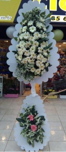 Çift katlı düğün nikah açılış çiçeği  Çorum çiçek , çiçekçi , çiçekçilik