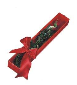 Çorum çiçek mağazası , çiçekçi adresleri  tek kutu gül sade ve sik