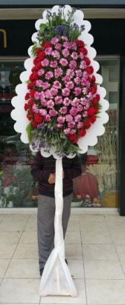 Tekli düğün nikah açılış çiçek modeli  Çorum ucuz çiçek gönder