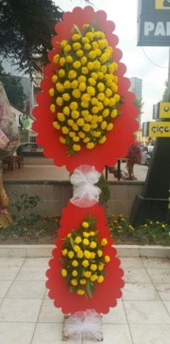 Düğün nikah açılış çiçek modeli  Çorum çiçekçiler