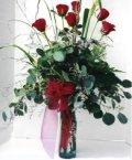 Çorum çiçekçiler  7 adet gül özel bir tanzim